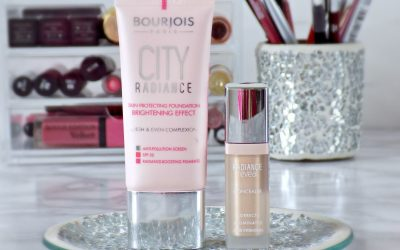 bourjois city radiance foundation 1