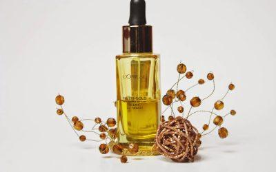 loreal oil
